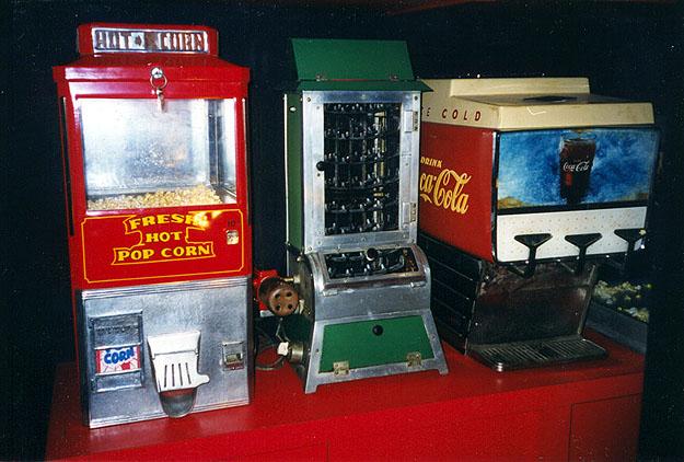 concession stand popcorn machine